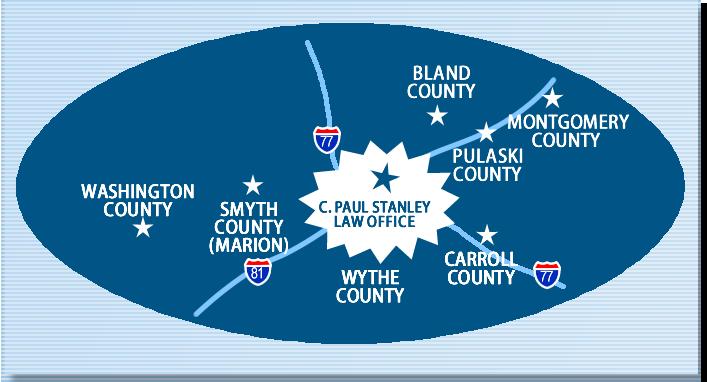 Wytheville VA Traffic Lawyer, Wythe County Traffic Lawyer, Speeding